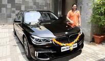 Sachin Tendulkar gets himself a customized BMW 750Li M-Sport