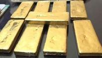 Three arrested with 15 kg gold from Guwahati railway station