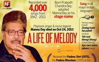 Manna Dey's death anniversary: A look-back at the genius's impact on Indian music
