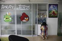 Angry Birds maker Rovio's shares in high-flying debut