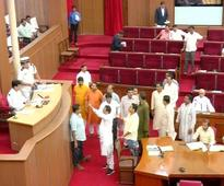 Ruckus in House demanding ouster of chit fund panel head