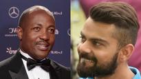 'Virat Kohli is one of the world's best batsmen, his captaincy is very effective,' says Brian Lara