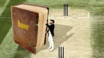 McCullum and the getting of Wisden