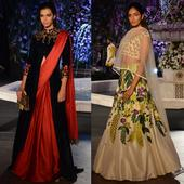 Manish Malhotra's collection is for the cool-girl bride