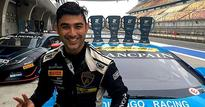 Armaan Ebrahim claims double podium in China