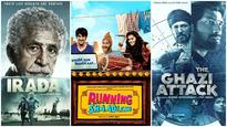 Box Office: Diverse releases 'The Ghazi Attack', 'Running Shaadi' and 'Irada' to COMPETE this week!