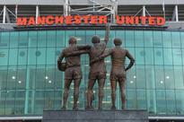 Manchester United football's top moneymaker, ending Spanish...