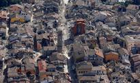 Italy's Renzi says August quake caused at least 4 billion euros of damage