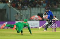 England beat Bangladesh by four wickets to win series 2-1