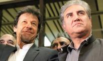 Govt not serious on ToRs, Qureshi tells Imran