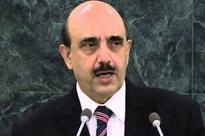 Kashmir is burning, says Masood