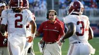 Saban praises No. 1 Alabama's fight but finds plenty to fix (Yahoo Sports)
