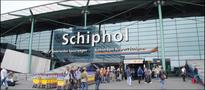 Security stepped up at Amsterdam airport following threat