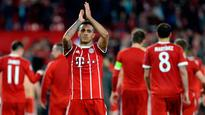 Champions League: Watch Bayern Munich ride their luck to secure 2-1 away victory