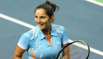 Sania Mirza surges alone to the top of WTA doubles rankings