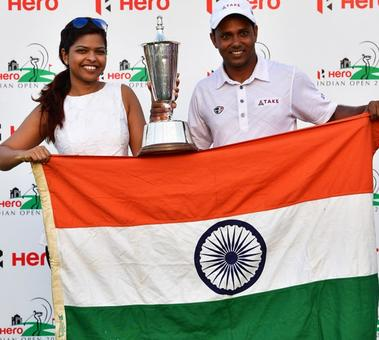 Chawrasia defends Indian Open title
