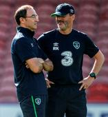 'Roy Keane has said sorry to players', reveals Martin O'Neill
