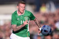 James McClean donates money to ill child in amazing act of kindness