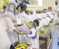 Mentally challenged children in Al Dakhiliyah enjoy their day out
