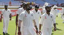 India hammer Windies in 3rd Test to clinch series