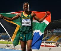 Gift Leotlela takes 200m silver at World Junior Champs