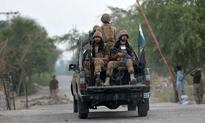 Four suspected militants killed in Kohlu: FC