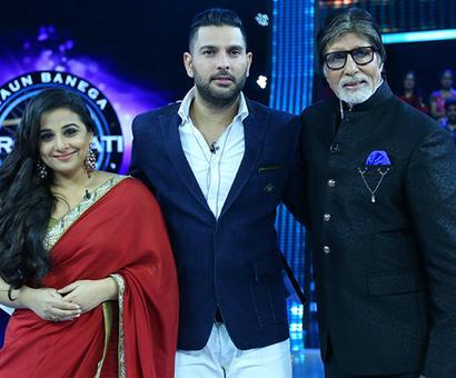 KBC finale: When Vidya Balan impressed Amitabh Bachchan