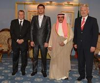 Kuwait, Ukranian officials discuss economic ties