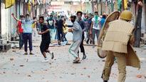 Stone pelting reduced by half : DG CRPF