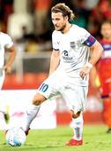 ISL 2016: Diego Forlan right on the money for Mumbai City FC
