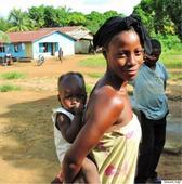 Megan Lees-Cowan:  Why Aren't Sierra Leone's Girls Going To School?