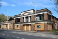 Old auction house to become new Trinity Church
