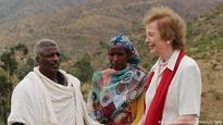 UN climate-change envoy Mary Robinson criticizes UK, Germany