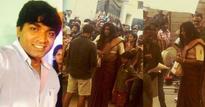 Vijay Sethupathi spotted in lady avatar, photo goes viral