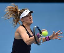 Recharged Eugenie Bouchard sets up Sydney semi with Johanna Konta