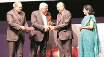 Scientists Sanjeev Dhurandhar, Sriram Ramaswamy receive HK Firodia Awards
