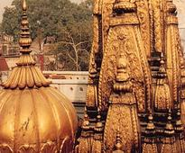 Spires of Kashi Vishwanath temple to be plated with gold