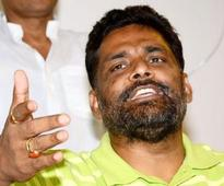 Pappu Yadav assails Nitish Kumar for forgetting ideals of Lohia, Karpoori