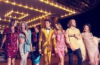 Dolce & Gabbana touts red carpet dressing in model-fronted effort