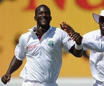 Zimbabwe have no answer to spinner Shillingford