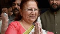 Football fever: Speaker Sumitra Mahajan will present a unique gift to Parliamentarians today