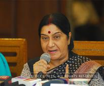 Sidelining marines incident, Sushma Swaraj gears up to reset ties with Italy