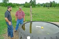 NRCS helps buffalo ranchers with rotational grazing
