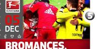 Best Bromances  Ribery and Alaba or Reus and Aubameyang  Bundesliga 2016 Advent Calendar 5