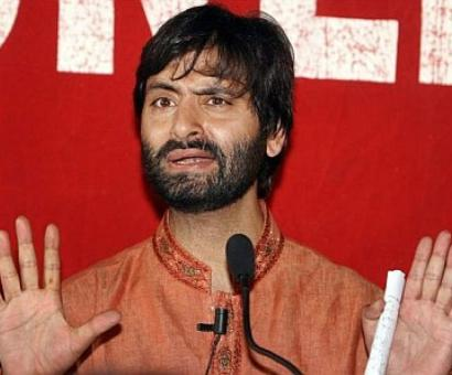 Yasin Malik arrested, says JKLF