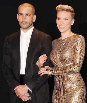 Scarlett Johansson, hubby Romain Dauriac split
