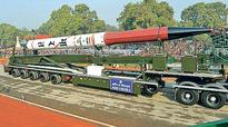 Trial of nuclear capable Agni-IV missile likely today