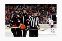 Theodore, Andersen lift Ducks over Senators 4-1