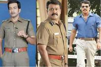 Very few Mollywood stars deliver convincing police performance