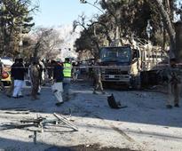 Three killed, 20 injured in Quetta blast